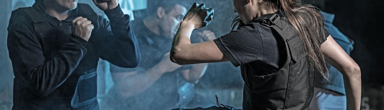 Effektive Selbstverteidigung braucht Training - Selbstverteidigung - Kampfkunst - Kampfsport - Kiel