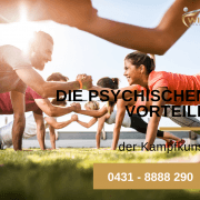 Die psychischen Vorteile der Kampfkunst - Selbstverteidigung - Kampfkunst - Kampfsport - Kiel