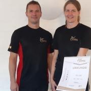 Erfolgreich bestanden - Kampfsport - Kampfkunst - Selbstverteidigung - Kiel