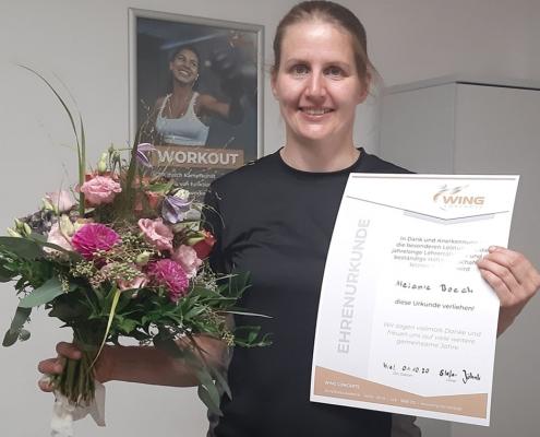 Jubiläum - Kampfsport - Selbstverteidigung - Melanie - Kiel - Kampfkunst