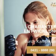Charakterentwicklung durch Kampfsport – Kiel - Kampfsport - Selbstverteidigung - Fitness