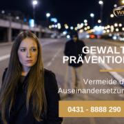 Gewaltprävention - Vermeide die Auseinandersetzung - Kampfsport - Kampfkunst - Selbstverteidigung - Kiel